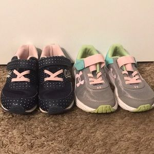 Other - Toddler Girls Sneakers - EXCELLENT USED CONDITION
